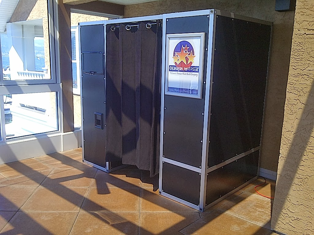 Photostar® Hard Shell Enclosed Photo Booth Model